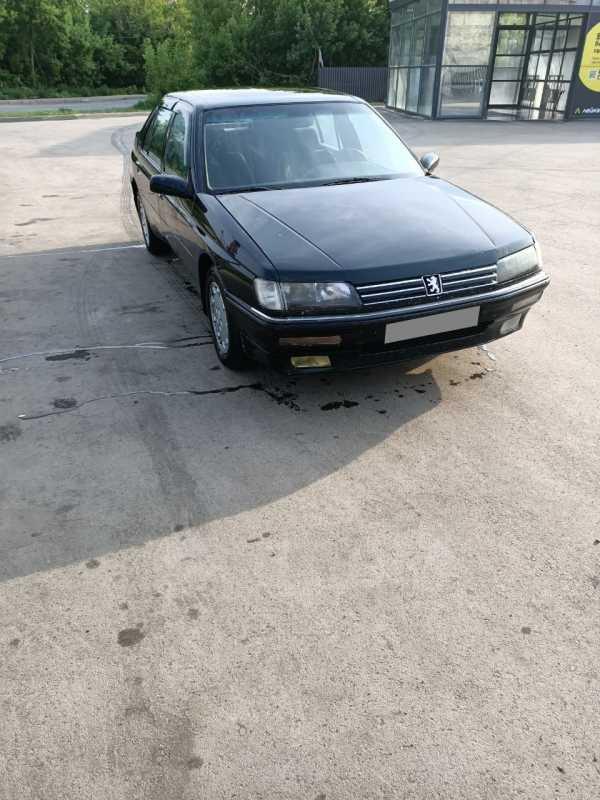 Peugeot 605, 1991 год, 470 000 руб.