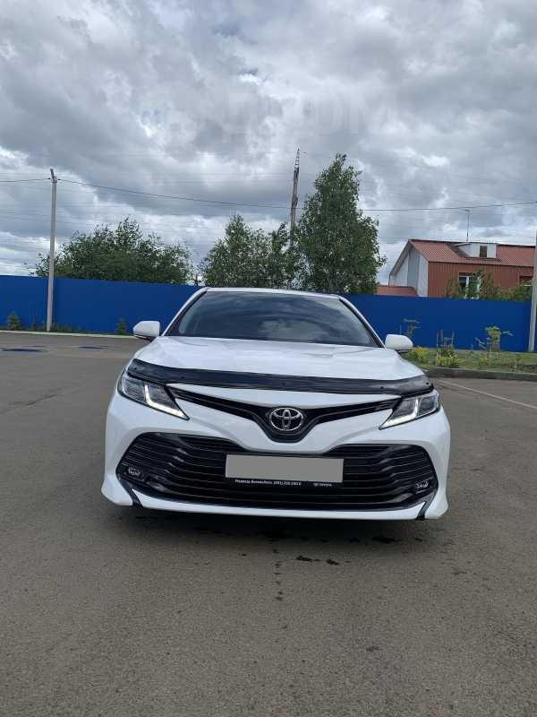 Toyota Camry, 2019 год, 1 599 000 руб.