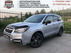 Красноярск Forester 2017