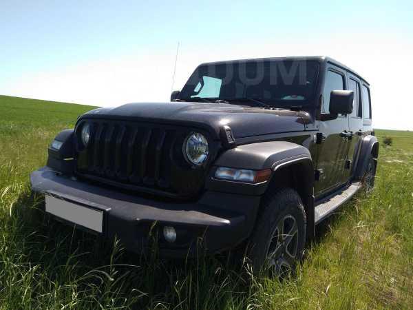 Jeep Wrangler, 2018 год, 3 150 000 руб.