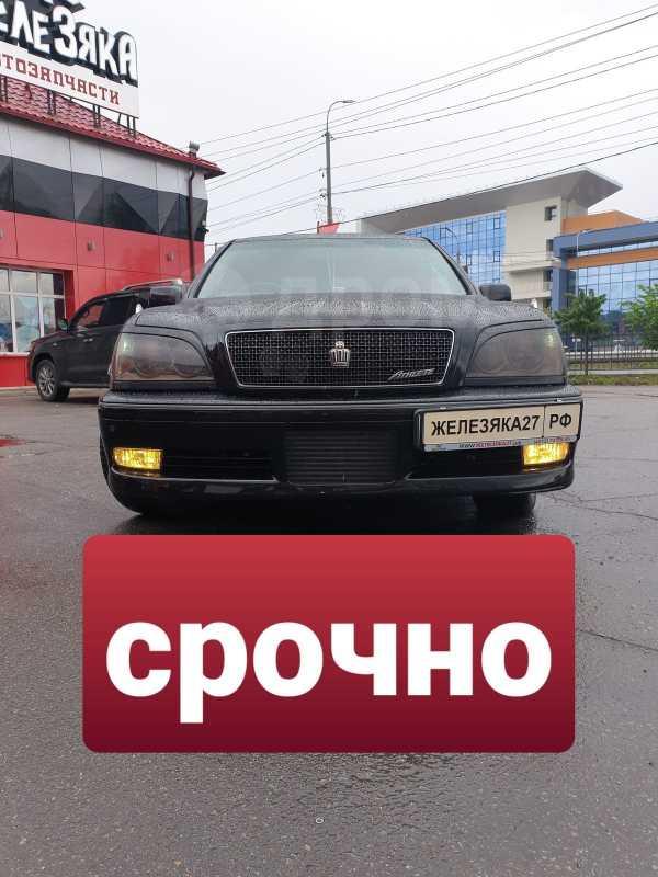 Toyota Crown, 2001 год, 550 000 руб.