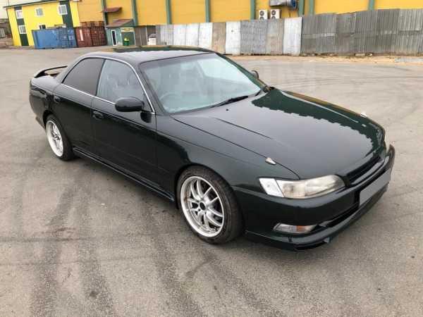 Toyota Mark II, 1993 год, 385 000 руб.