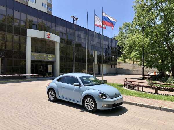 Volkswagen Beetle, 2014 год, 999 000 руб.