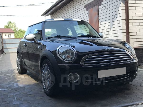 Mini Hatch, 2009 год, 495 000 руб.