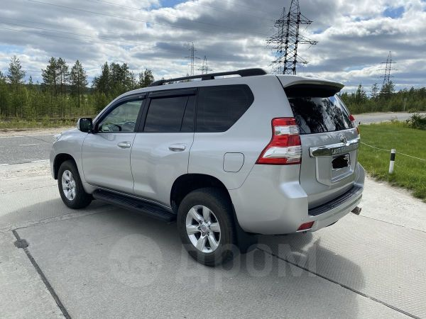 Toyota Land Cruiser Prado, 2016 год, 2 350 000 руб.