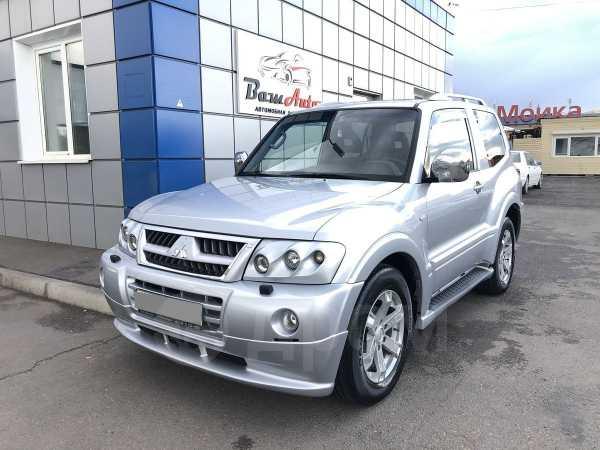 Mitsubishi Pajero, 2005 год, 599 000 руб.
