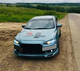 Новый Уренгой Lancer 2007