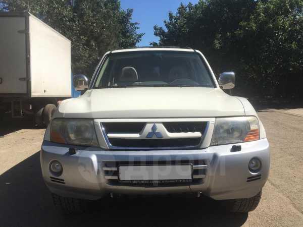 Mitsubishi Pajero, 2005 год, 520 000 руб.