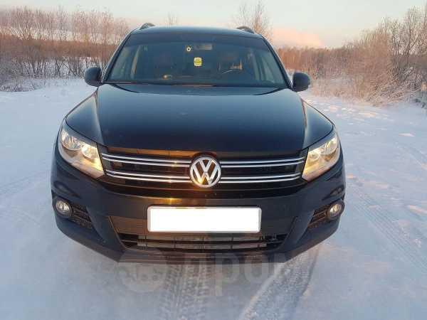 Volkswagen Tiguan, 2014 год, 670 000 руб.