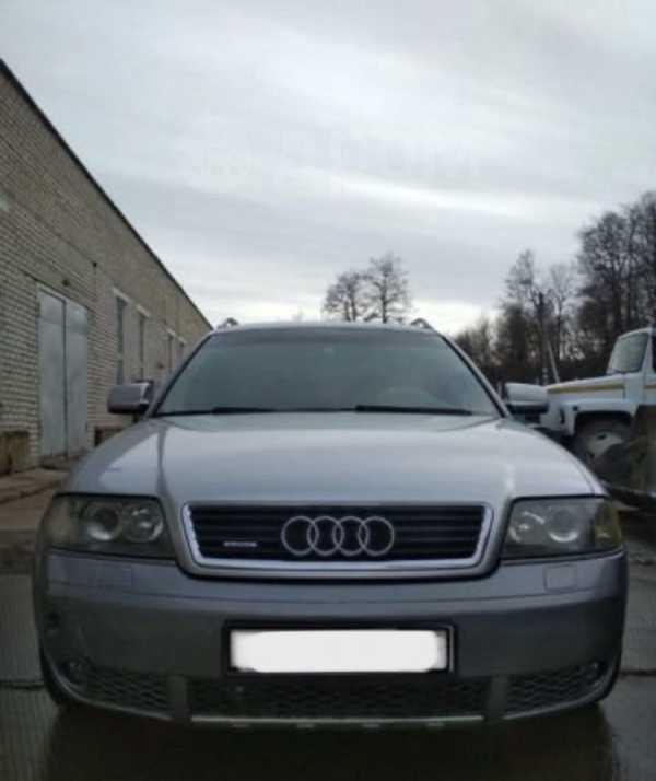 Audi A6 allroad quattro, 2002 год, 388 000 руб.