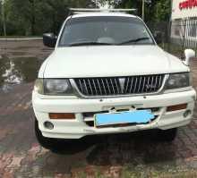 Красноярск Challenger 1996