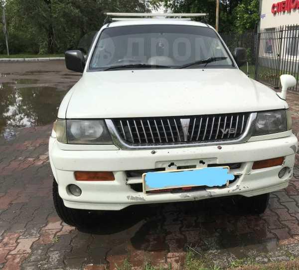 Mitsubishi Challenger, 1996 год, 330 000 руб.