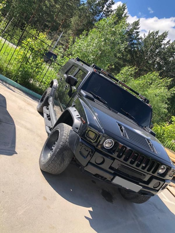 Hummer H2, 2007 год, 1 250 000 руб.