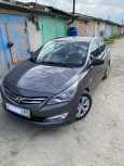 Hyundai Solaris, 2016 год, 580 000 руб.