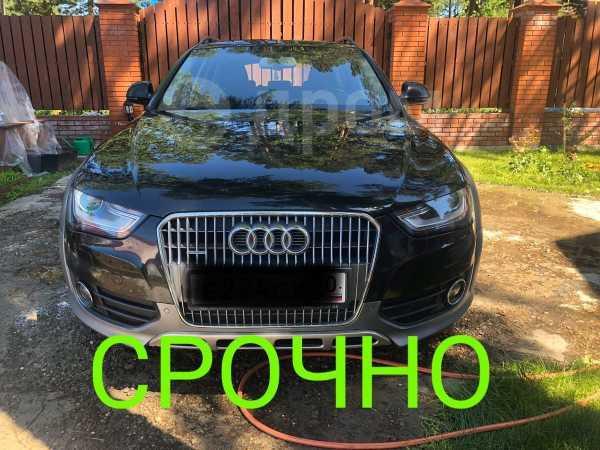 Audi A4 allroad quattro, 2013 год, 1 100 000 руб.