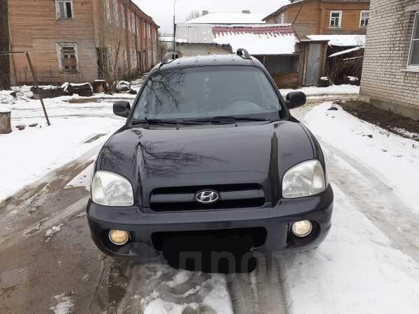 Hyundai Santa Fe Classic, 2007 год, 400 000 руб.
