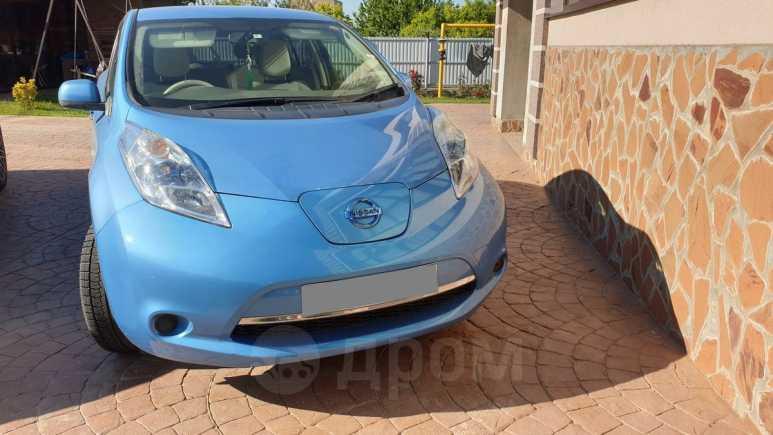 Nissan Leaf, 2012 год, 416 000 руб.