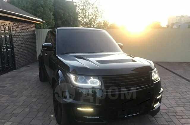 Land Rover Range Rover, 2013 год, 2 750 000 руб.