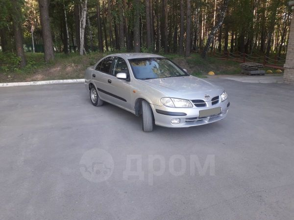 Nissan Almera, 2001 год, 165 000 руб.