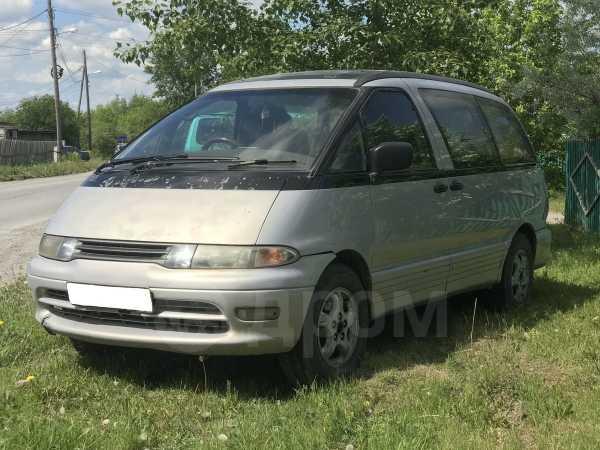 Toyota Estima Lucida, 1992 год, 108 000 руб.