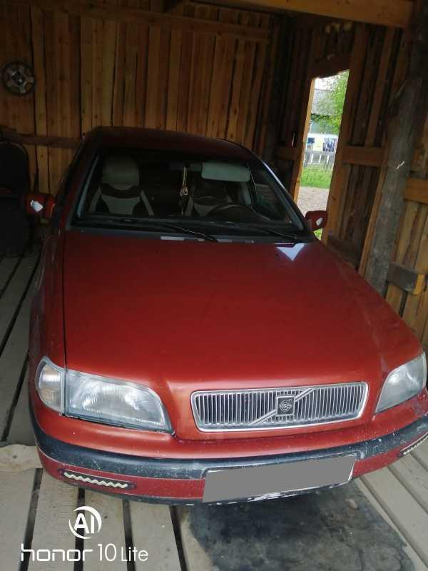 Volvo S40, 1998 год, 90 000 руб.