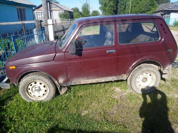 Лада 4x4 2121 Нива, 2006 год, 150 000 руб.