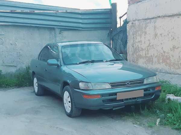 Toyota Corolla, 1992 год, 103 000 руб.