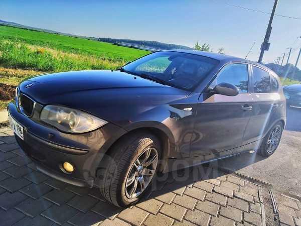 BMW 1-Series, 2006 год, 425 000 руб.