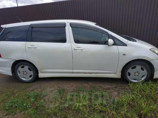 Toyota Wish, 2003 год, 300 000 руб.