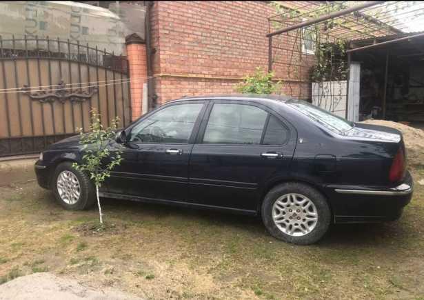 Rover 45, 2001 год, 60 000 руб.