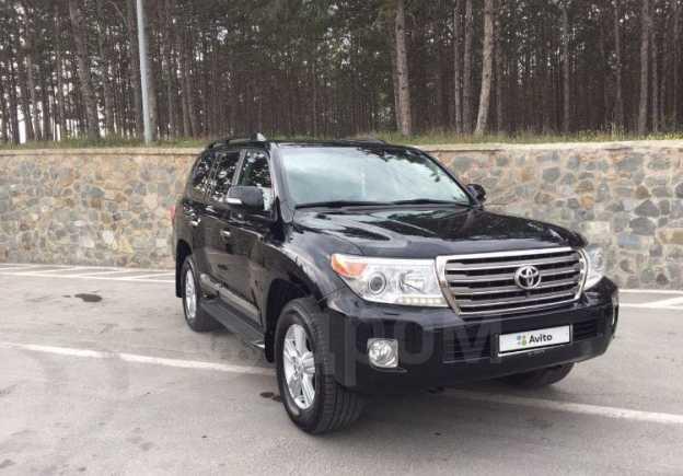 Toyota Land Cruiser, 2013 год, 2 680 000 руб.