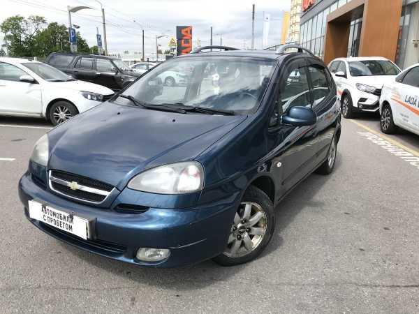 Chevrolet Rezzo, 2008 год, 180 000 руб.