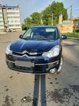 Иркутск C-Crosser 2011