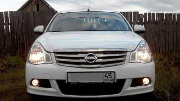Курган Nissan Almera 2014
