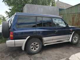 Черногорск Pajero 1997