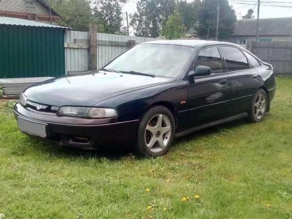 Mazda 626, 1997 год, 135 000 руб.