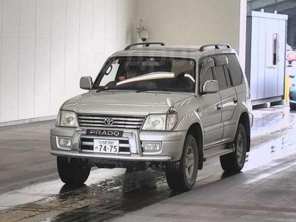 Toyota Land Cruiser Prado, 2000 год, 620 000 руб.
