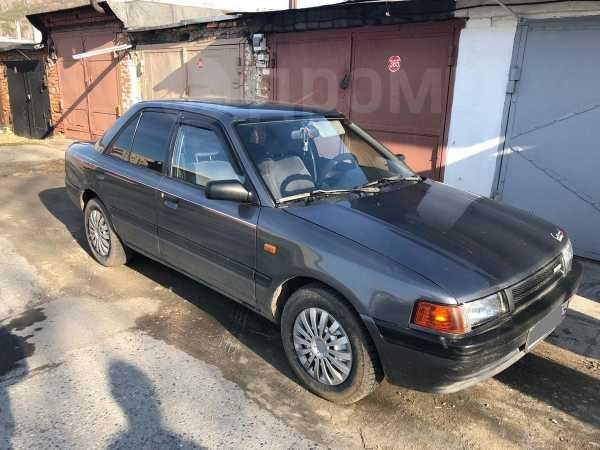 Mazda 323, 1989 год, 125 000 руб.
