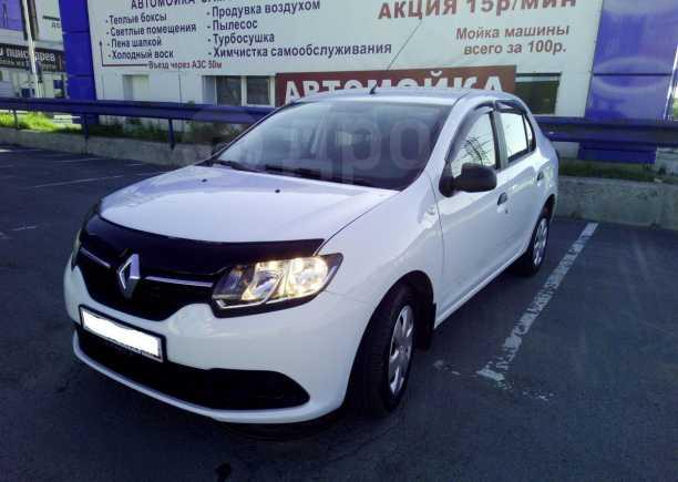 Renault Logan, 2018 год, 460 000 руб.