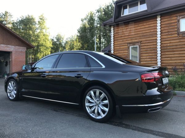 Audi A8, 2016 год, 2 550 000 руб.