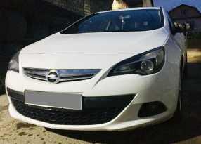 Екатеринбург Astra GTC 2013