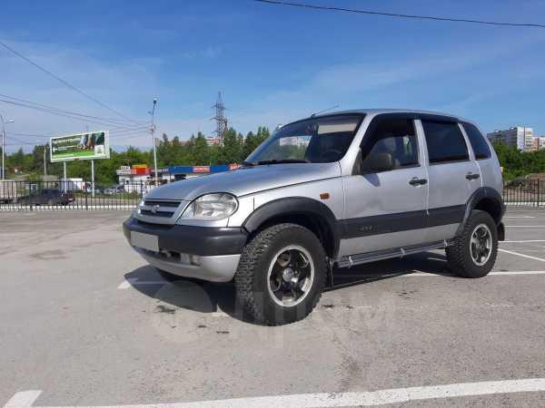 Chevrolet Niva, 2003 год, 175 000 руб.