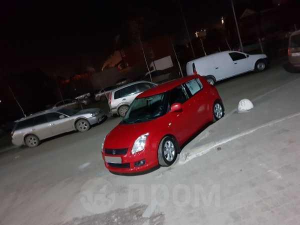 Suzuki Swift, 2007 год, 285 000 руб.