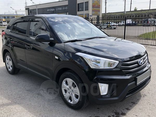 Hyundai Creta, 2017 год, 945 000 руб.