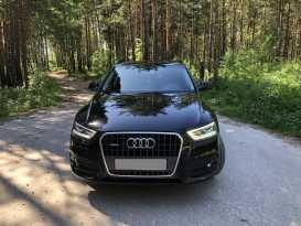 Тюмень Audi Q3 2012