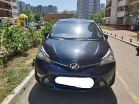 Хабаровск Toyota Vitz 2014