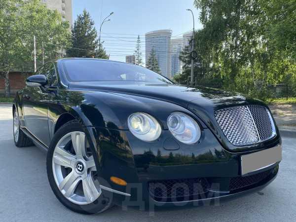 Bentley Continental GT, 2005 год, 2 200 000 руб.