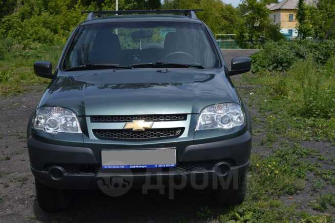 Chevrolet Niva, 2019 год, 645 000 руб.