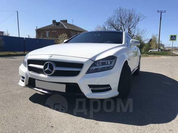 Mercedes-Benz CLS-Class, 2013 год, 1 450 000 руб.
