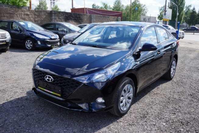 Hyundai Solaris, 2020 год, 799 000 руб.